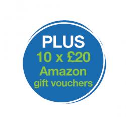 £20 Amazon gift voucher